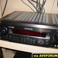 Sony 925 Receiver.  DTS and Dolby Digital.