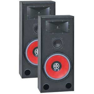 BIC America RTR-EV15  Eviction Series Bi-Ampable Floor Speaker