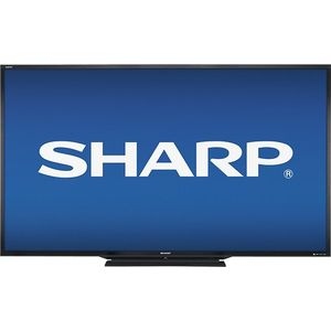 Sharp 90 inch 3D LED HDTV - LC-90LE745U
