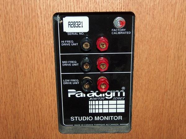 paradigm monitor series studio monitor avs forum home theater discussions and reviews. Black Bedroom Furniture Sets. Home Design Ideas
