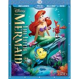 The Little Mermaid (Two-Disc Diamond Edition: Blu-ray / DVD in Blu-ray Packaging)