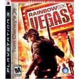 Tom Clancy's Rainbow Six: Vegas Playstation3 Game UBISOFT