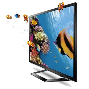 LG 42LM6200 42-Inch Cinema 3D 1080p 120 Hz LED-LCD HDTV with Smart TV and Six Pairs of 3D Glasses