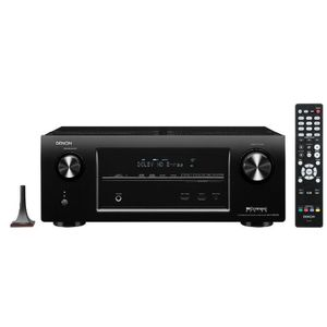 Denon AVR-X3000 7.2-Channel Home Theater Receiver