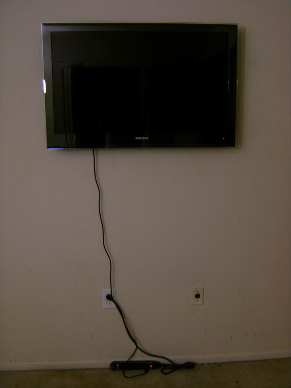 did i mount my tv too high avs forum home theater. Black Bedroom Furniture Sets. Home Design Ideas
