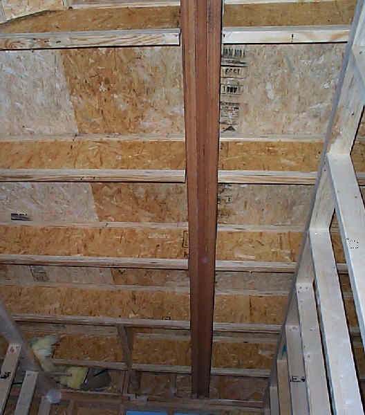 One Less Load-bearing Wall In My House! - AVS Forum