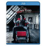 Sweeney Todd (Blu-ray) (Widescreen)