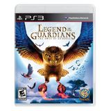Legend of Guardians: Owls Ga'Hoole Playstation3 Game Warner Bros. Studios
