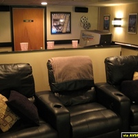 No room & no budget!