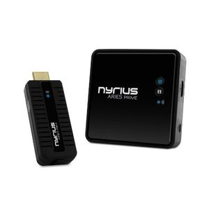Nyrius ARIES Prime Digital Wireless HDMI Transmitter & Receiver System