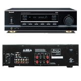 Sherwood RX-4109 Stereo Receiver (Black)