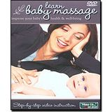 Selectmedia Entertainment Learn Baby Massage Educational DVD for DVD Disc