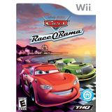 Cars Race O Rama Wii Game THQ