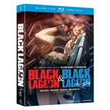 Black Lagoon: Complete Set - Season 1 & 2 (Blu-ray/DVD Combo)