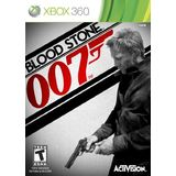 James Bond 007: Blood Stone Xbox 360 Game Activision