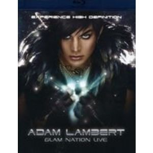Glam Nation Live (BR) Blu ray