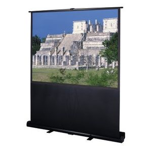 Dalite Deluxe Insta-theater Hdtv Format Wide Power 36 inch X 64 inch Projection Screen