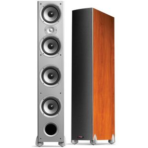 Polk Audio Monitor 70 AM7022-A 3-Way Floorstanding Speaker (Single, Cherry)