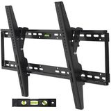 Cheetah Mounts APTMLB Plasma LCD TV Tilt Wall Mount for Large Displays 40 to 63-Inch and Vesa 800 Displays (Black)