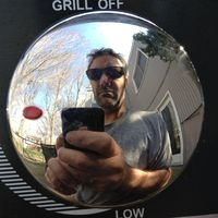 grilling reflection