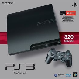 PlayStation 3 320GB System