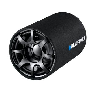 Blaupunkt GTt 1200 DE - 700 Watts 12-Inch 4 Ohm Preloaded Ported Subwoofer Tube