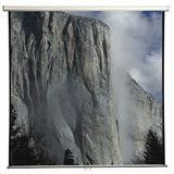 Mustang SC-M120D4:3 120-Inch Manual Projection Screen, Matte White