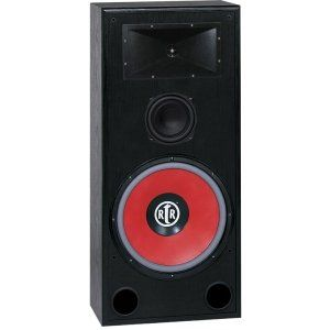 BIC America 225 W RMS Speaker - 3-way - 8 Ohm-by BIC AMERICA