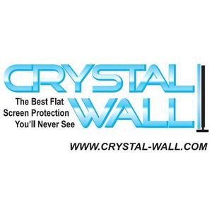 "63"" TV Flat Screen Protector: Crystal-Wall Brand Fits LCD & Plasma TVs"