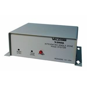 New-Page Control - 1 Zone 1Way - VC-V-2000A