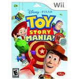 Toy Story Mania Wii Game Disney
