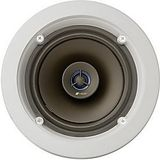 "Niles CM630 Pair 6"" Two-Way Ceiling Mount Loudspeaker with Pivoting Tweeter"
