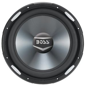 Boss Audio AR15D 2600 Watts 15-Inch Dual 4-Ohm Voice Coil Subwoofer