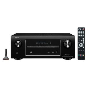 Denon AVR-X2000 7.1-Channel Home Theater Receiver