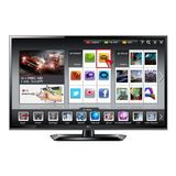 LG Electronics 60LS579C 60 inch Class LED-backlit LCD TV - Smart TV- edge-lit - glossy black