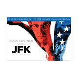JFK 50 Year Commemorative Ultimate Collector's Edition (Blu-ray)