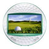 "Hannspree ST55GMUW 55"" Full HD 1080p LCD Golf TV"