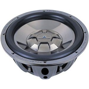 Power Acoustik Sl-10W Silver Edition Subwoofer (10-Inch, 1000W)