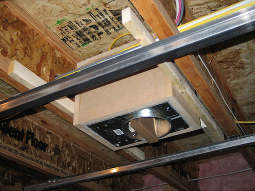 Basement Ceiling And Furring Strips Avs Forum Home