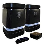 Mutant MIG-MS2-S Media Block Deluxe Weather-Resistant Wireless Outdoor Stereo Speaker System