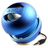 Xmi Pte. Limited XAM4-BL X-mini II Mono Capsule Speaker, Blue