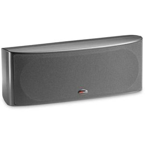 Polk Audio RM6752 Center Channel Speaker (Single, Black)