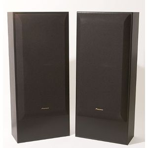 Pair of Pioneer Tower Speakers - Cs-t2100-k