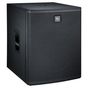 Electro Voice Live X Powered PA Subwoofer - ELX118P