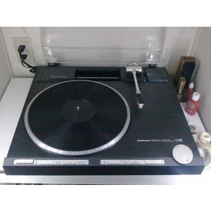 Pioneer Electronics PL-L1000a turntable