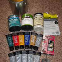 Got the Paint for Silverfire v2.5 3.0
