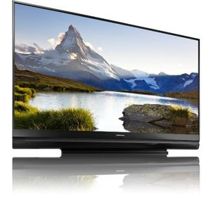 Mitsubishi WD-73C12 73-Inch 1080p 120 Hz DLP Home Cinema TV