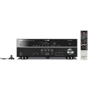 Yamaha RX-A700 7.1-Channel Audio/Video Receiver (Black)
