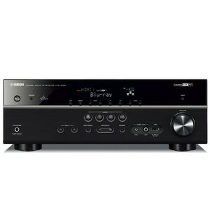 Yamaha HTR-4065 5.1 Channel 575-Watt AV Receiver with Apple AirPlay