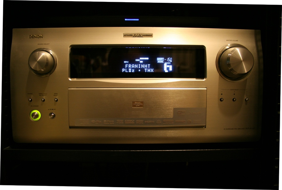 Denon AVP A1HD